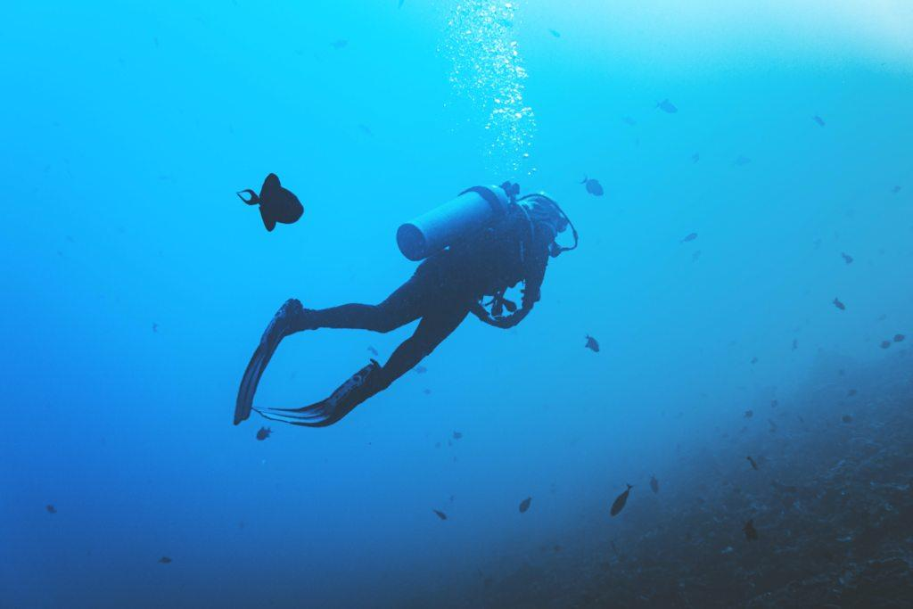 diver condensed